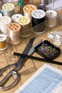 Как шить дома
