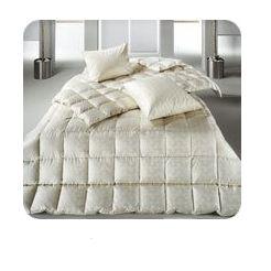 Одеяла из пуха